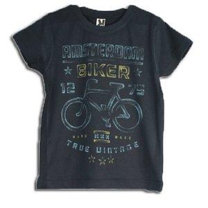 Kemme Textiles Kinderhemd (Fahrrad)