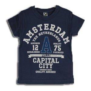 Kemme Textiles Kindershirt Amsterdam