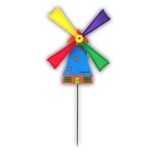 Typisch Hollands Windrad auf Stick