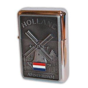 Typisch Hollands Zipper Holland - Flag Netherlands