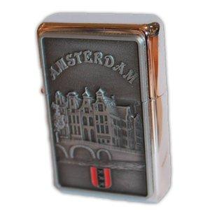 Typisch Hollands Zipper Amsterdam - Stadtwappen