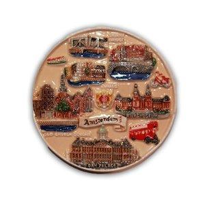 Typisch Hollands Magnetplatte