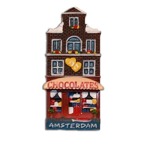 Typisch Hollands Magnet Facade House Chocolaterie