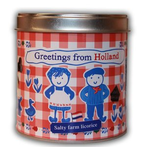 Typisch Hollands Canned Grüße aus Holland