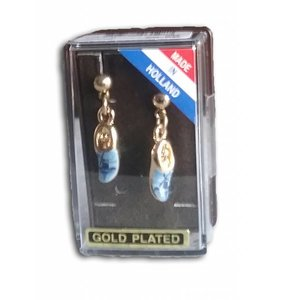 Typisch Hollands Holland earrings (gold plated)