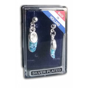 Typisch Hollands Earrings Holland (Silver Plated)