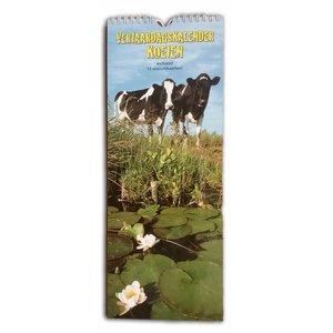 Typisch Hollands Birthday Calendar Cows
