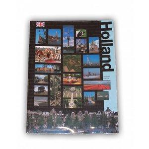 Typisch Hollands Boek Holland in vogelvlucht - Engels