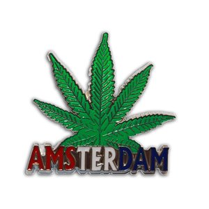 Typisch Hollands Cannabis Items Memo (Magnet) Clip