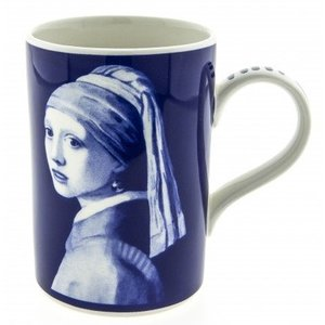 Typisch Hollands Mug Girl with a Pearl Earring
