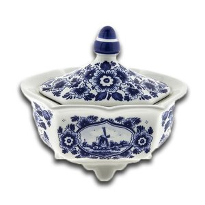 Typisch Hollands Chocolate Pot Delft blue