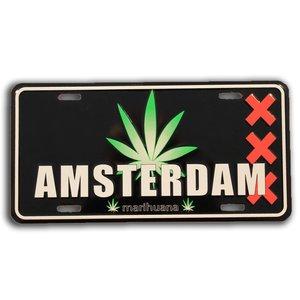 Canna - Company Plate Amsterdam - Cannabis