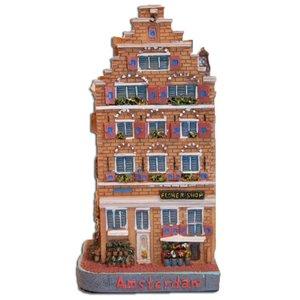 Typisch Hollands Linker Huis