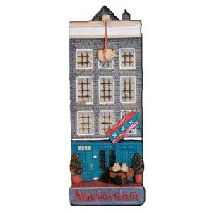 Typisch Hollands Fassade Anne-Frank-Haus