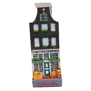 Typisch Hollands Liqor store - Fassade Haus
