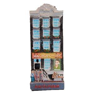 Typisch Hollands Van Gogh Gallery - Fassade Haus