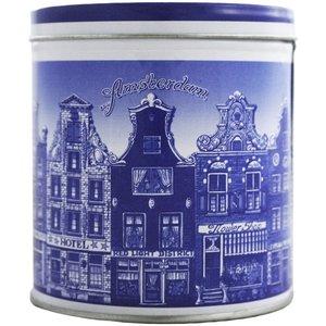 Stroopwafels (Typisch Hollands) Stroopwafels in Delfter Blau aussehen