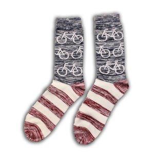 Robin Ruth Fashion Men's Socks - Cycling - Robin Ruth