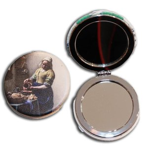 Typisch Hollands Mirror box milkmaid