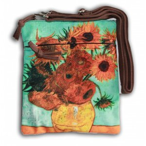 Robin Ruth Fashion Passport Case Sunflowers