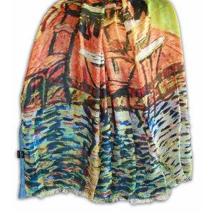 Robin Ruth Fashion Robin Ruth Schal - Terrasse
