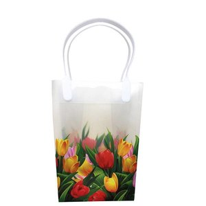 Typisch Hollands Small gift bag tulips