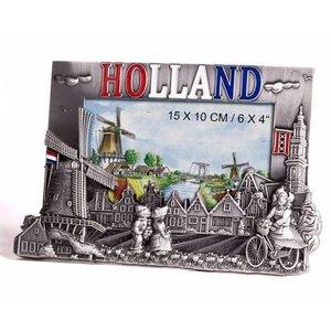Typisch Hollands Rahmen Nickel Holland
