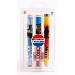 Pen 3-teilig