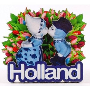 Typisch Hollands Magnet Holland