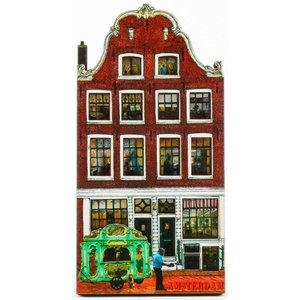 Typisch Hollands Magnet Canal House Amsterdam