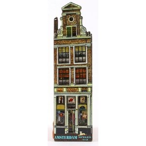 Typisch Hollands Magnet Canal House Amsterdam