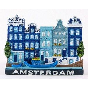 Amsterdam Magnet Blau