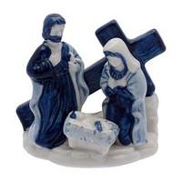 Typisch Hollands Holy Family met Kruis