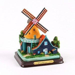 Typisch Hollands Windmühle Landschaft (klein)