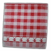 Typisch Hollands Kitchen towel Red - Mills