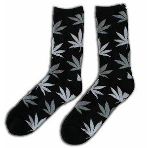 Robin Ruth Fashion Men's Socks - Cannabis