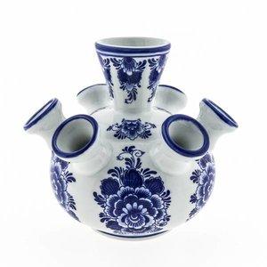 Typisch Hollands Tulipvase duced Delftware