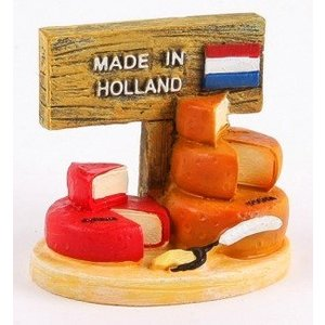 Typisch Hollands Miniature Holland - Cheese