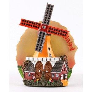 "Typisch Hollands Magneet ""Molen"""