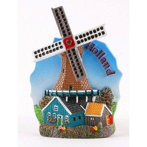 Typisch Hollands Magnet Windmill - Holland