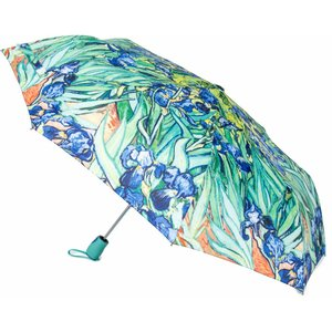 Robin Ruth Fashion Umbrella - Irises - Vincent van Gogh