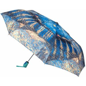 Robin Ruth Fashion Umbrella - Die Sternennacht - Vincent van Gogh