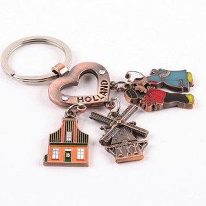 Typisch Hollands Schlüsselanhänger mit Charme