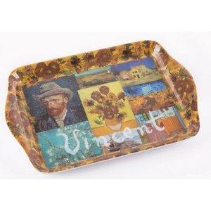 Typisch Hollands Mini dienblad van Vincent van Gogh