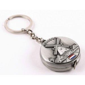 Typisch Hollands Schlüsselanhänger mit Rolmaat