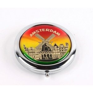 Typisch Hollands Mirror Box Rasta Color