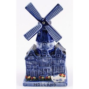 Typisch Hollands Mill with Music ♫