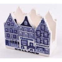 Typisch Hollands Serviettenhalter Fassadenhäuser