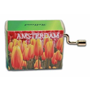 Typisch Hollands Music Box - Amsterdam