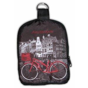 Typisch Hollands Nylon-Tasche - Faltbare